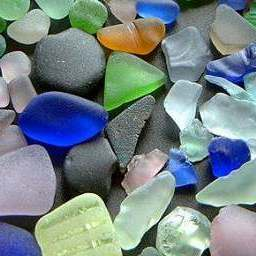 sea glass jewelry business name ideas