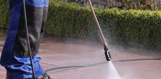 how to start a pressure washing business names