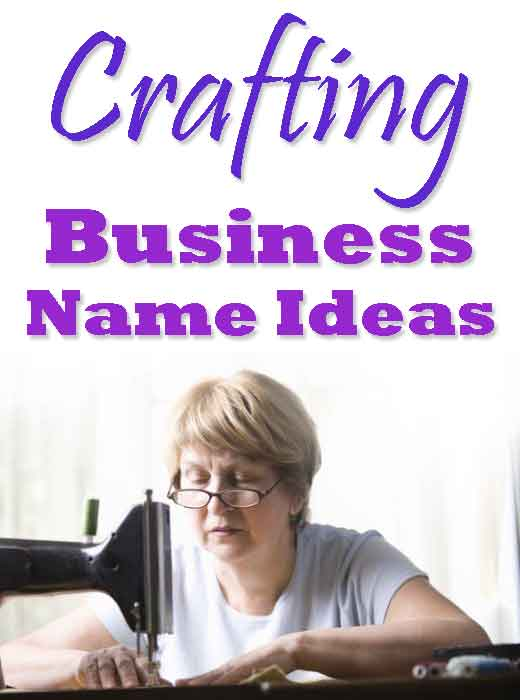 Creative Craft Business Name Ideas Rocket Business Builder